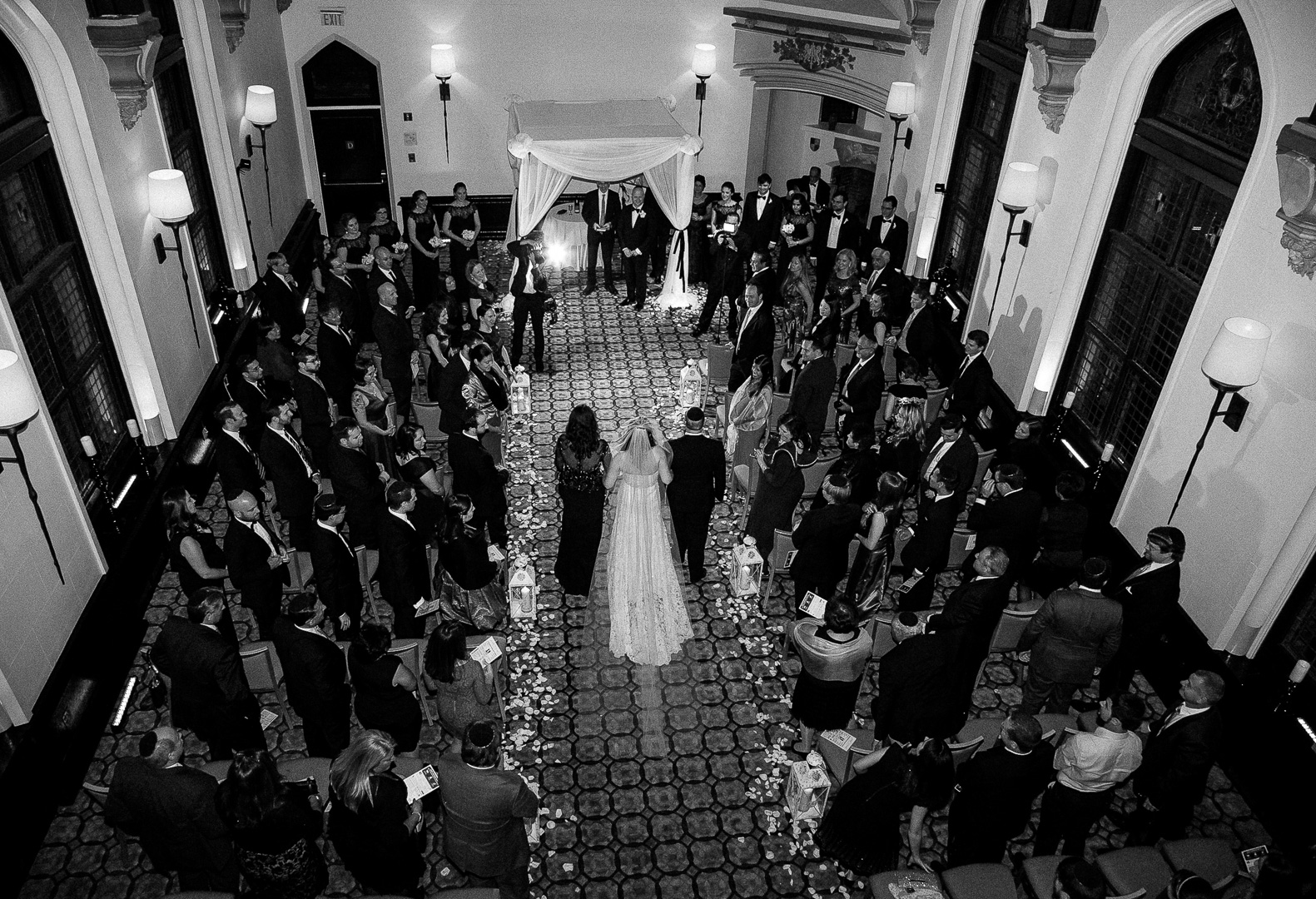 castle hotel and spa wedding photos, ceremoy and reception