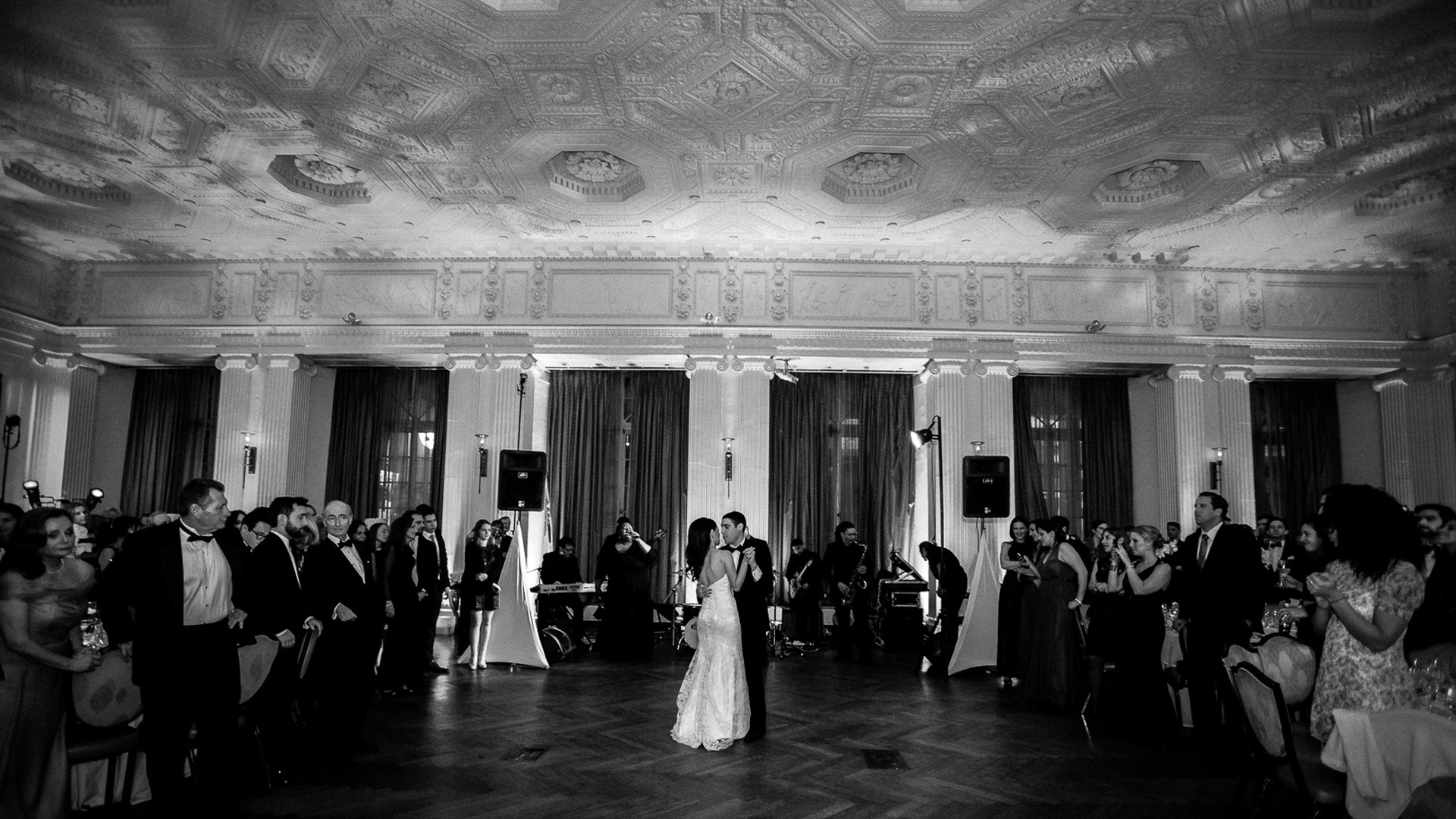 yale club nyc first dance