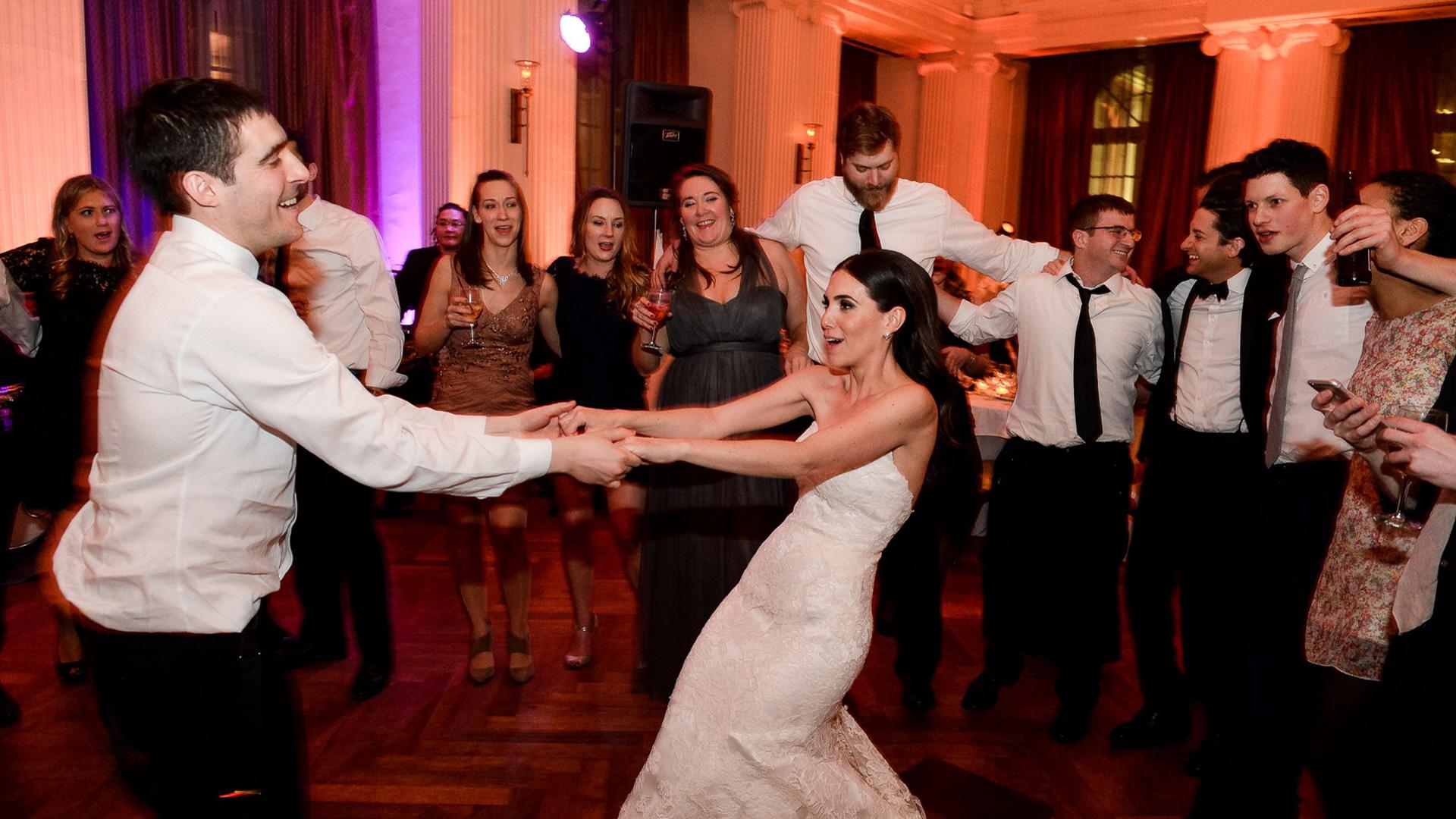 yale club nyc wedding