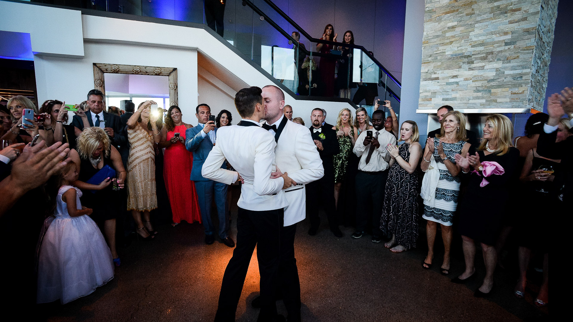 gay wedding first dance