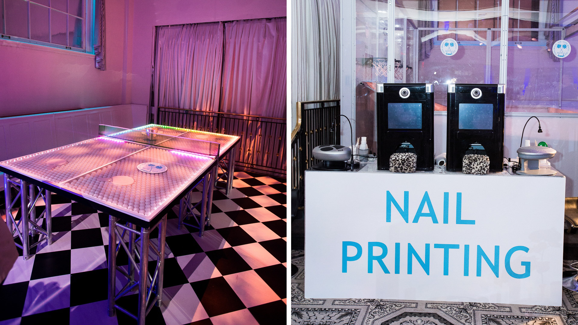 583 Park Ave event, diana gould, stillwell events, total entertainment bar mitzvah south beach theme