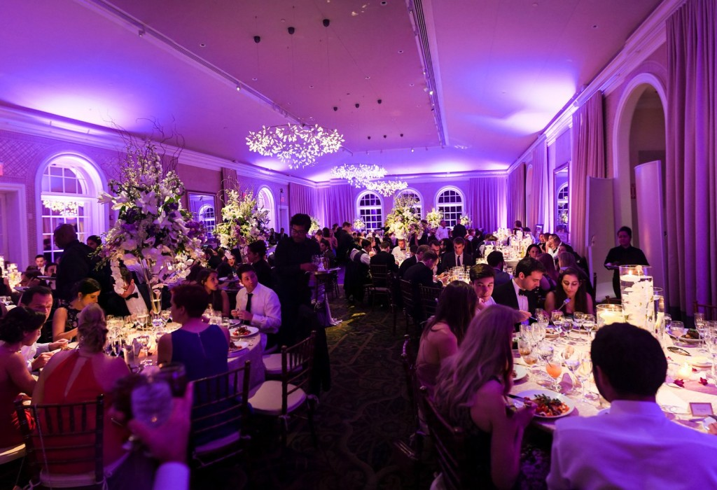 NYBG New York Botanical Garden wedding ceremony reception bride and groom,
